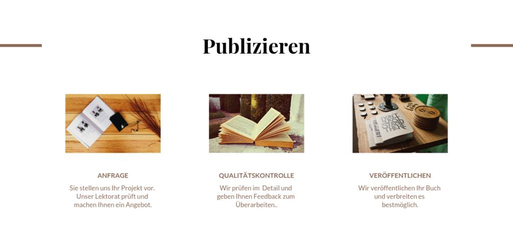 Publizieren - von der Anfrage über Qualitätskontrolle bis zum Veröffentlichen: Das sind die Schritte zur erfolgreichen Autorenschaft bei Budrich Academic Press.
